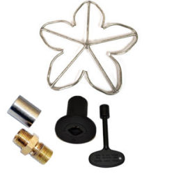 "24"" PENTA  LP Match Light Gas Kit"