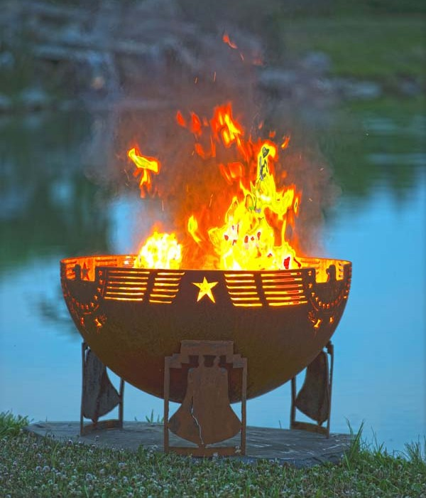 Freedom Fire Fire Pit Bowl 37""
