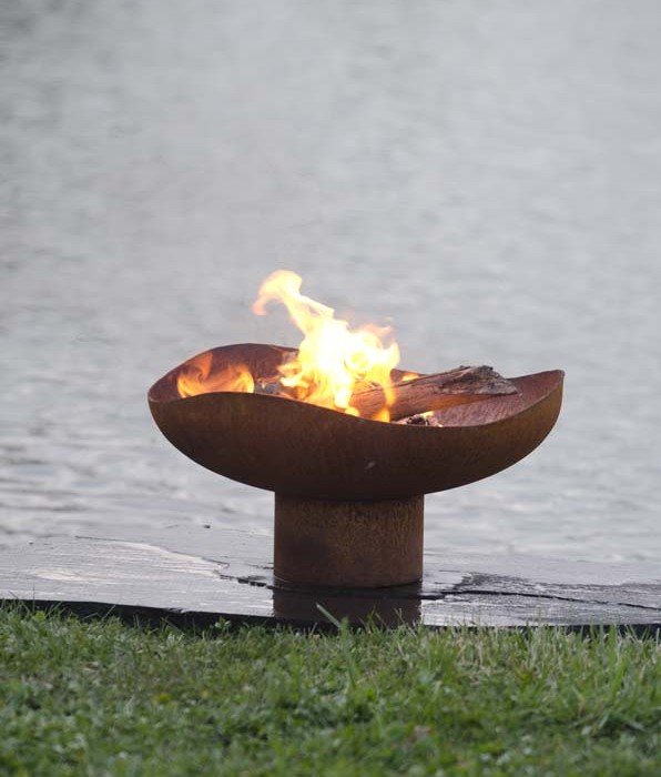 Mini Dune Fire Pit Bowl 24""