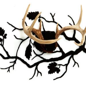 Oak Branch Antler Mount Kit 1