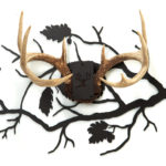 Oak Branch Antler Mount Kit 2